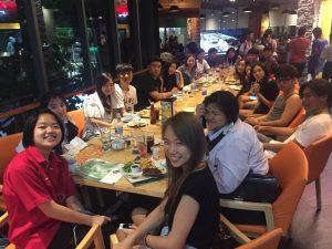 Student Dinner